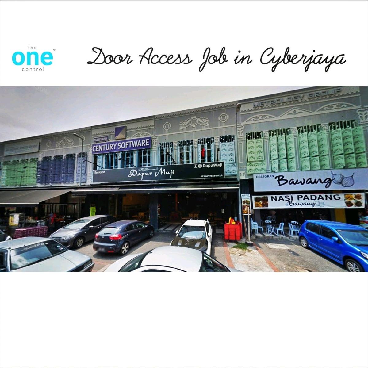 Door Access in Cyberjaya