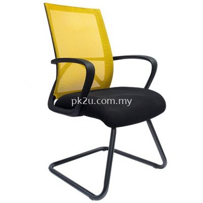 PK-BGMC-19-V-L1- Mesh 17 Visitor Mesh Chair