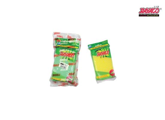 (720-3) 3pcs/pkt Net Sponge Eco Pack