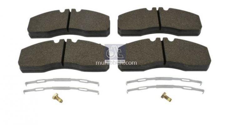 Volvo Disc brake pad kit