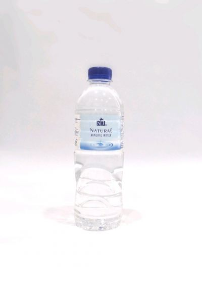 NJ Natural Mineral Water (500 ml)