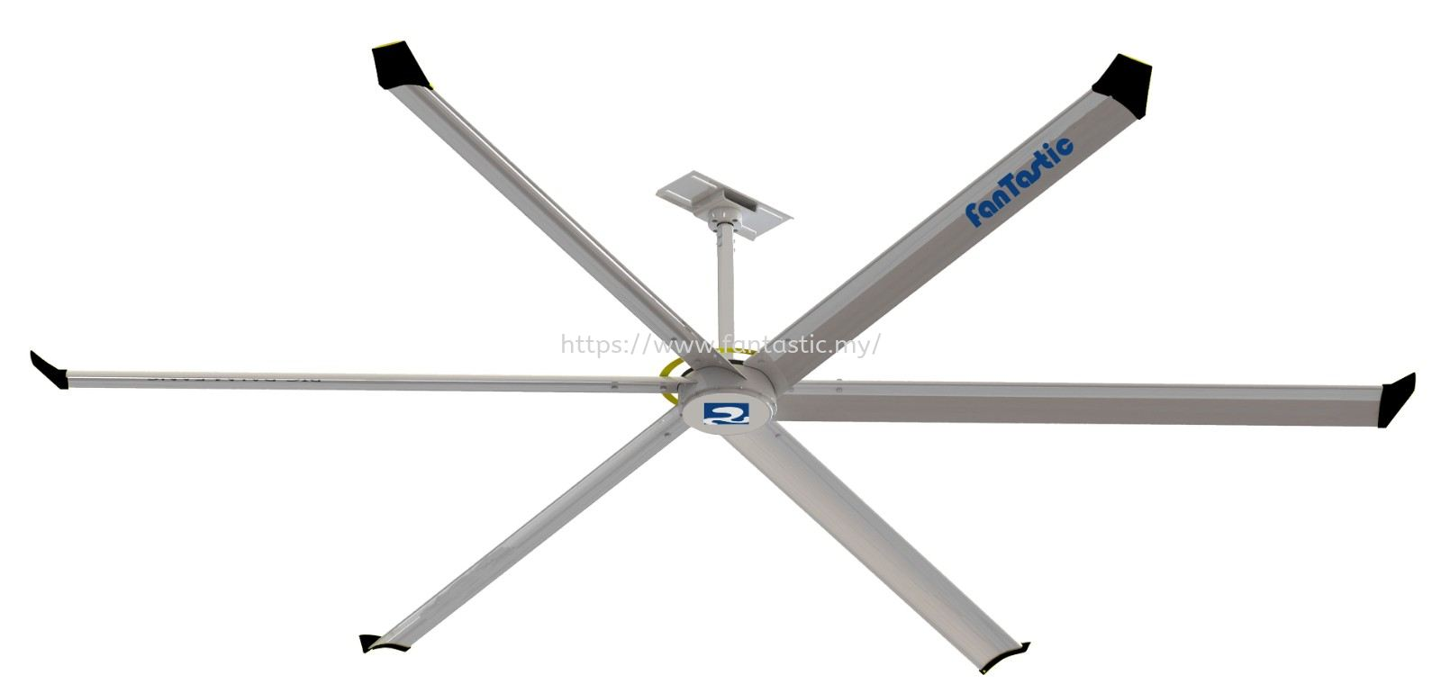 ENERGY SAVING HVLS FAN