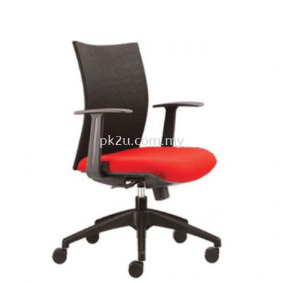 PK-ECMC-14-L-N1- Low Back Mesh Chair