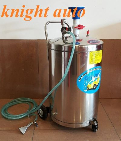 Snow Wash Tank (Foam Cleaning Machine) Stainless Steel ID31458