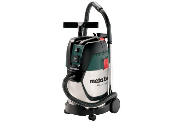 METABO ALL PURPOSE WET AND DRY VACUUM CLEANER 1250WATT 30LITRE TANK MODEL: ASA30L PC INOX (602015000)