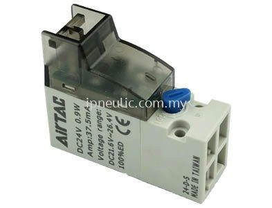 MICRO-SOLENOID VALVE (3/2 WAY) CPV10 SERIES