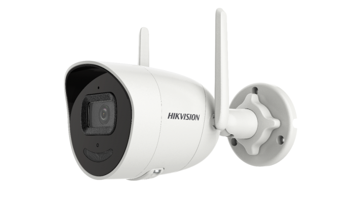 DS-2CV2041G2-IDW. Hikvision 4 MP Outdoor Audio Fixed Bullet Network Camera. #AIASIA Connect