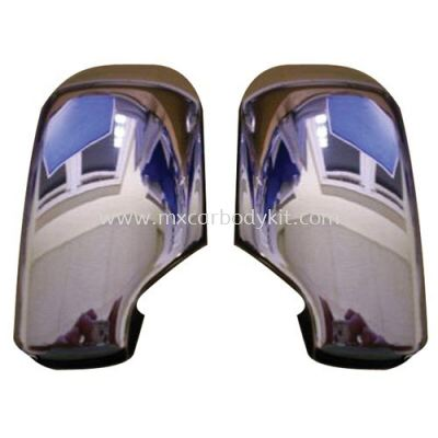 BMW 3 SERIES E46 DOOR MIRROR CHROME COVER