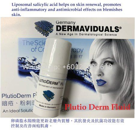 Plutio Derm Fluid
