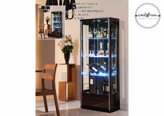YG-DP6803  Display Cabinet