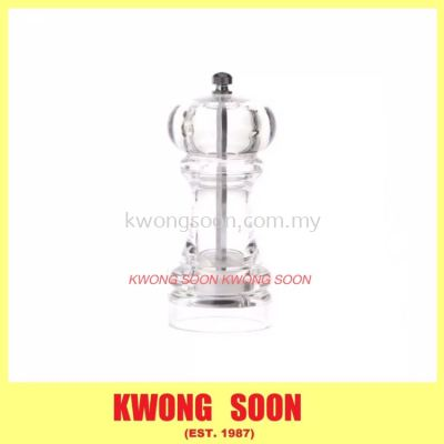 Acrylic Bottle Pepper Shaker