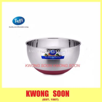Flour Mixing Bowl With Measurement & Non Slip Bottom