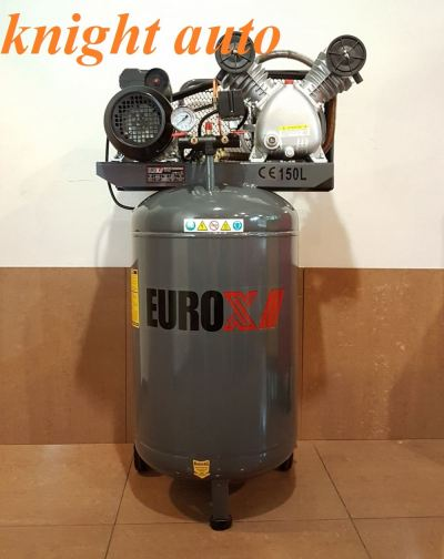 Eurox EAX-6220 Air Compressor 3hp 150litre 8bar 240v  ID30880