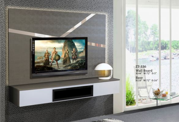 ZT-336 6ft Mounted TV Cabinet