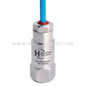 HS-160 Series Oil Resistant & Submersible Cable (PUR) Industrial Accelerometer
