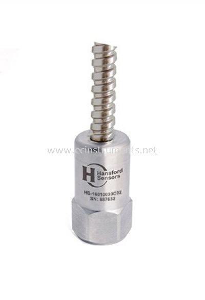 HS-160 Series Velocity FEP Cable with Protective Conduit Industrial Accelerometer