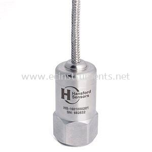 HS-160 Series Velocity Braided Cable Industrial Accelerometer