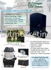 mcm450W AC Sliding Autogate System Auto Gate System
