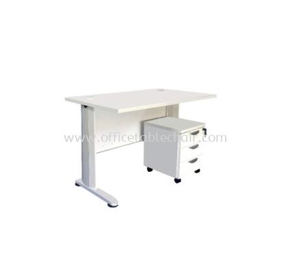 (PROMO SET 1) 4' TABLE + PEDESTAL