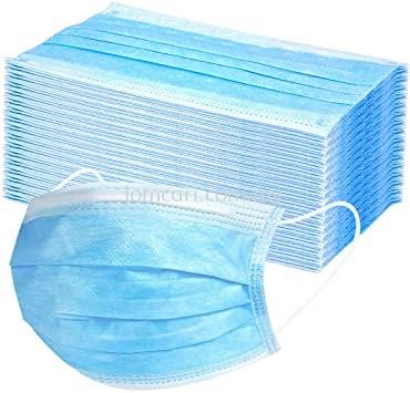 3-Ply Disposable Face Mask (50pcs/box)