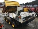 C20W Yanmar Drum Truck Dumper