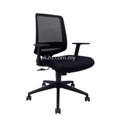 PK-BCMC-42-M-L1-Mesh 42 Medium Back Mesh Chair