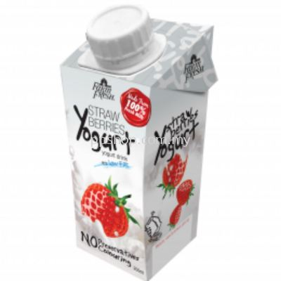 FARMFRESH YOGURT STRAWBERRY 200ml