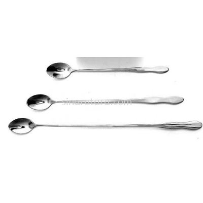 ADS6450A-19 19cm Cacktail Spoon Stainless Steel
