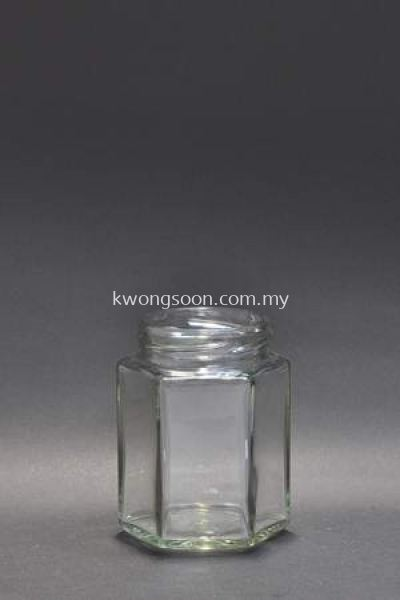 Bottle Glass Jar For Sauce, Jam