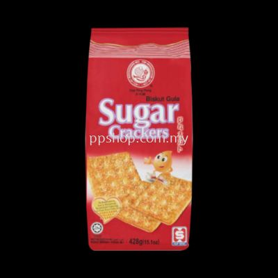 HUP SENG SUGAR CRACKERS 428g