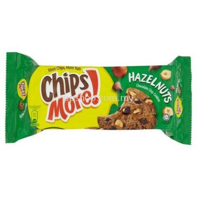 CHIPSMORE *HAZELNUT 163.2g