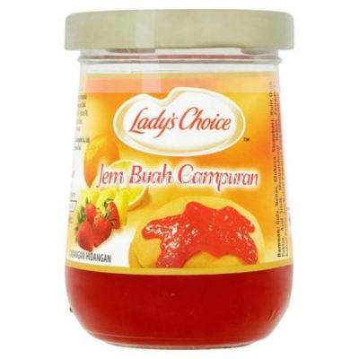 LADY'CHOICE JAM *MIXFRUIT 170g
