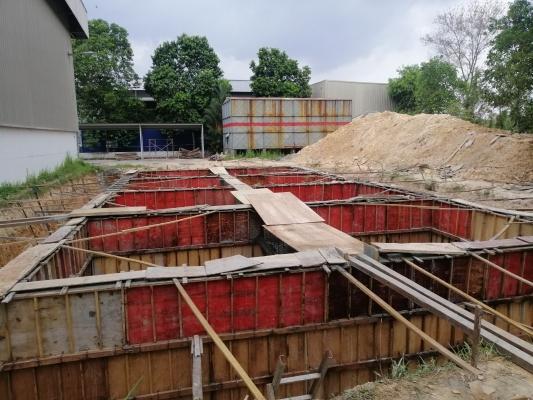SILC OPALUS Factory Construction