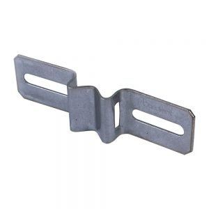 Mounting Brackets with 9 mm wide slotted holes SS-CrNi