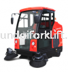 LS880 Sweeper Industrial Cleaning Equipment