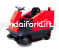 LS833 Sweeper Industrial Cleaning Equipment