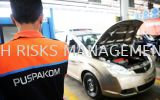PUSPAKOM VEHICLE INSPECTION 验车 PUSPAKOM VEHICLE INSPECTION 验车
