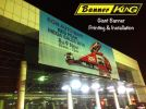 Giant Banner Printing & Installation Banner