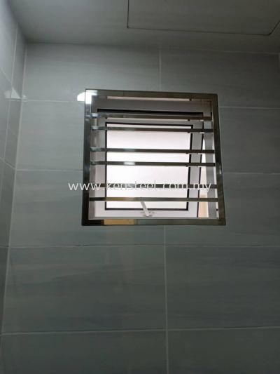 Stainless steel grilles 10