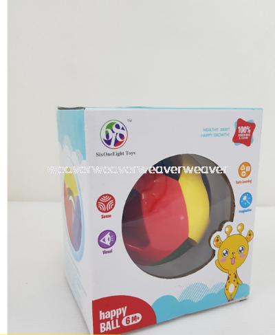 LOCAL SELLER READY STOCK COLORFUL HAPPY BALL PLAYSET MAINAN
