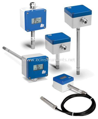 Humidity and Temperature Sensor for advanced requirements