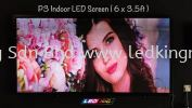 P3 Indoor LED Screen Full Color Series Indoor