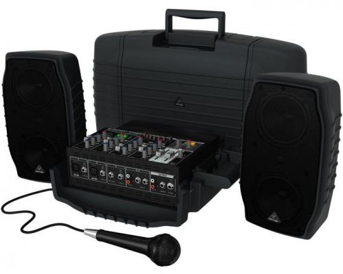 Behringer PPA200 Portable PA System