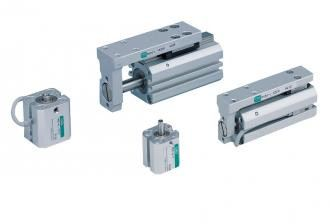 Small Compact Cylinder - MSD �� MSDG