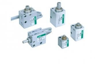Small Direct Mounting Cylinder - MDC2