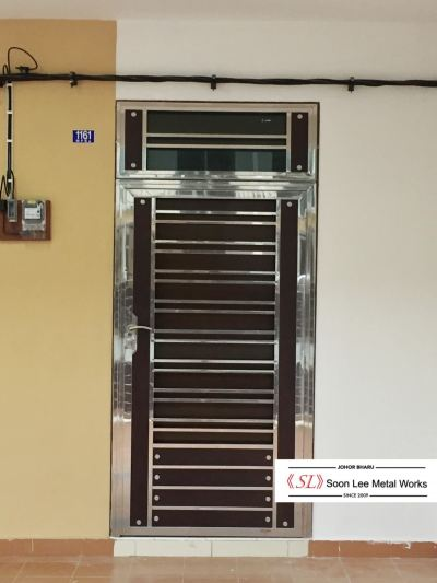 Stainless steel Door Grill/Window Grill