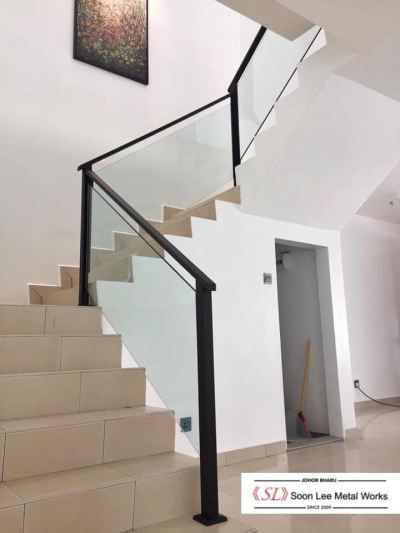 Staircase Handrails
