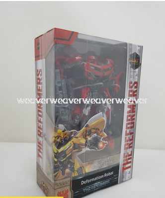 LOCAL SELLER READY STOCK THE REFORMERS ROBOT W6699-30 MAINAN ROBOT
