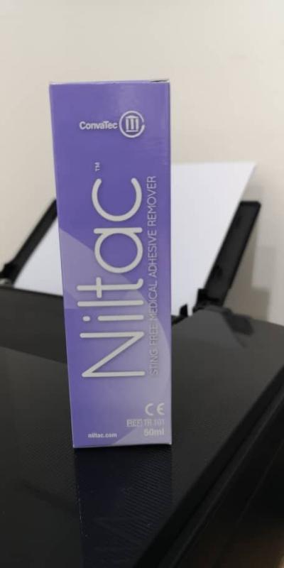 Niltac Adh Remover Aerosol 50ml (RM49)