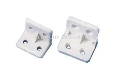 L PVC Bracket
